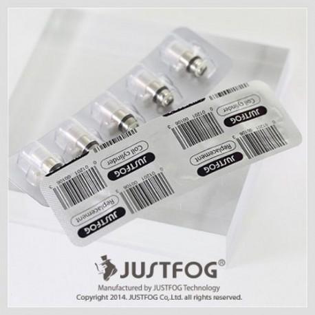Head Coil per atomizzatore Justfog Maxi e 1453 - Pacco da 5
