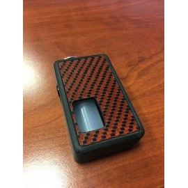 AUDAX Box Mod Sportellino Carbon Red