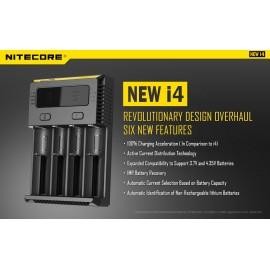 NITECORE New I4 Intellicharger
