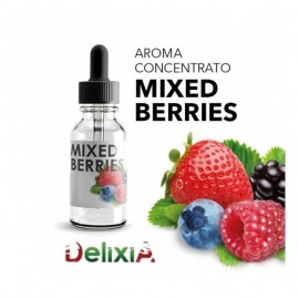 DELIXIA Mixed Berries Aroma