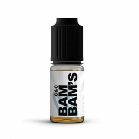 BAM BAM'S Original 3mg Nicotina 10ml