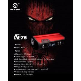 HCigar VT75 Nano Red