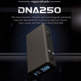 VAPORSHARK DNA 250 Black