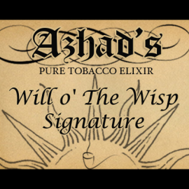AZHAD'S ELIXIRS Will 'o the Wips
