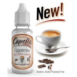 CAPELLA FLAVORS Cappuccino V2 Aroma