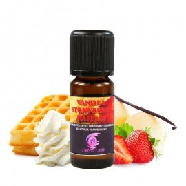 TWISTED FLAVORS Vanilla Strawberry Waffles Aroma Concentrato