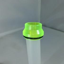 Chubby Cap Drip Tip FLUO GREEN 24mm