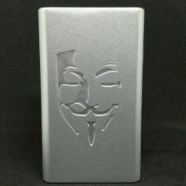 ANONYMOUS v4 MOD Bottom Feeder Silver