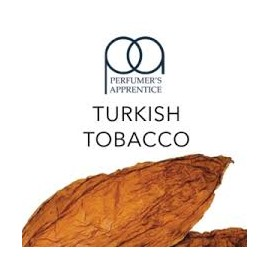 THE FLAVOR APPRENTICE Turkish Aroma