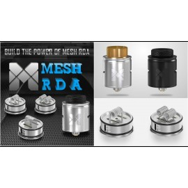 VANDY VAPE Mesh RDA Dripper Black