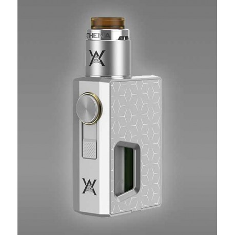 GEEKVAPE Athena Bottom Feeder Full Kit Silver