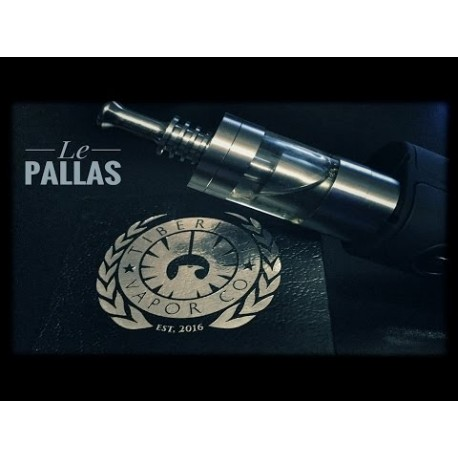 TIBERIAN VAPOR Co Pallas Tank RTA 22mm