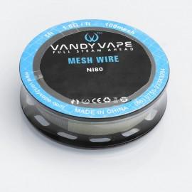 VANDY VAPE Mesh NI80 1.80ohm