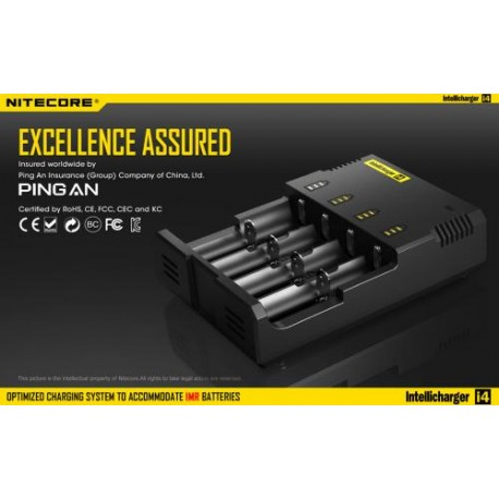 NITECORE DIGICHARGER I4