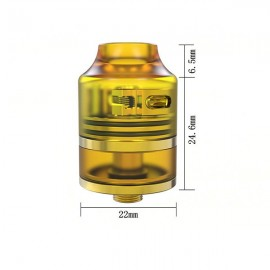 OUMIER WASP Nano RDTA Yellow