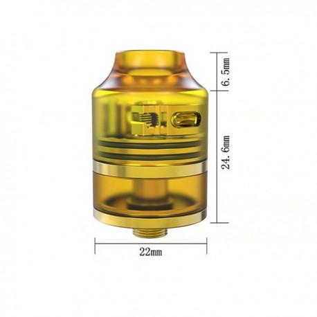 OUMIER WASP Nano RDTA Yellow