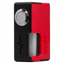 VANDY VAPE PULSE Box BF Black Red + 2 Boccette Super Soft