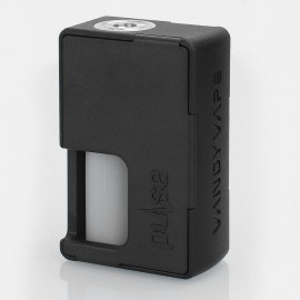 VANDY VAPE PULSE Box BF Black + 2 Boccette Super Soft