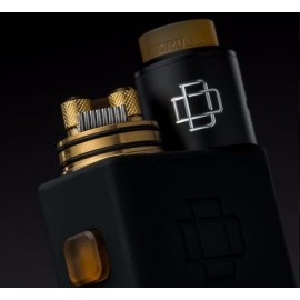 AUGVAPE DRUGA SQUONKER Full Kit Black